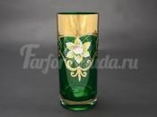 """Набор стаканов для воды  """"Лепка зеленая"""" U-R"""