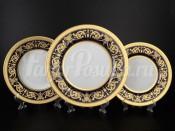 "Набор тарелок ""Imperial Cobalt Gold"" 18 предметов"