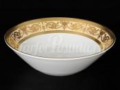 "Салатник ""Cream Imperial Gold"" 24 см"