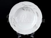 """Набор глубоких тарелок """"Серебряные колосья"""" Констанция 23 см 6 шт"""