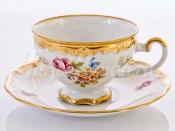 """Набор для чая """"1145"""" чашки 210 мл, блюдца."""