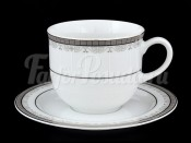 "Набор для чая ""Платиновая лента"" Опал 270 мл"