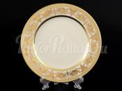 "Набор тарелок 17 см 6 шт ""Cream porcelain Imperial Gold"" Falkenporzellan"