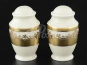 """Солянка перечница """"Cream Pure Elegance Gold 9320"""" Falkenporzellan"""