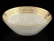 """Набор салатников 19 см """"Cream porcelain Imperial Gold"""" Falkenporzellan"""