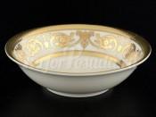 """Набор салатников 14 см """"Cream porcelain Imperial Gold"""" Falkenporzellan"""
