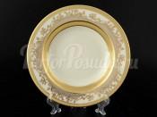 "Набор глубоких  тарелок 22 см ""Cream Pure Elegance Gold 9320"" Falkenporzellan"