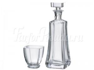 "Набор штоф и 6 стаканов ""Ареззо"" 7 предметов"