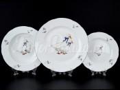 Набор тарелок 18 пр 128408200