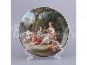 Тарелка настенная диаметр 19 см.