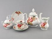 """Сервиз чайный """"Мэри-Энн 03160725-2405"""" на 6 персон 15 перд.Leander"""
