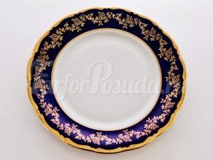 "Набор тарелок ""Кобальт Фредерика"" 17 см 6 штук"