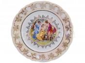 "Набор тарелок 25 см. ""Мадонна ФР"" M-D"