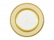 "Тарелка закусочная 23 см ""9341 Creme Gold"""