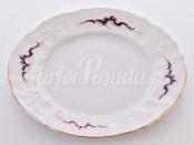 "Набор тарелок 19 см ""Синие вензеля"" 6 шт"