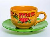 "Набор ""Вехтерсбах-Non stresst"" (чашка+тарелка)"