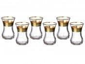 """Набор стаканов для чая 120 мл 6 шт """"Армуды"""""""