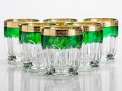 """Набор стаканов 250 мл 6 шт """"Сафари Изумруд 432315"""""""