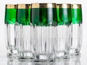 """Набор стаканов 300 мл 6 шт """"Сафари Изумруд 432315"""""""