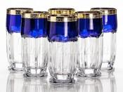 """Набор стаканов 300 мл 6 шт """"Сафари Кобальт 432270"""""""