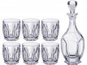 """Набор """"Сафари"""" графин 800 мл и 6 стаканов 250 мл"""