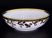 Набор салатниц 18 см 6/1 Tosca Creme Gold