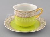 Чашка высокая с блюдцем 0,20л 02120415-234H