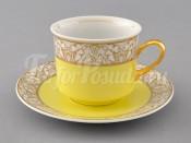 Чашка высокая с блюдцем 0,20л 02120415-234L