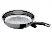 Сковорода Fissler, серия  Crispy Steelux Premium 28 см