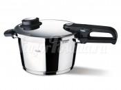 Скороварка Fissler со вставкой, серия Vitavit Premium 22 см, 4.5 л