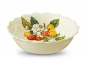 """Тарелка суповая 20,5 см """"Итальянские фрукты"""""""