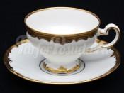 "Набор для чая ""Престиж 203""(чашка+блюдце) 0,21л."