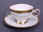 """Набор для чая """"Престиж 203""""(чашка210мл.+блюдце) на 6перс.12пред."""