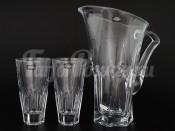 "Набор для воды ""Аполло"" кувшин 1,7 л и 2 стакана 480 мл"