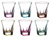 "Набор стаканов 270 мл 6 шт. ""Колорс"""