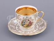 """Набор для чая на 1 перс.2 пред """"Мадонна"""" 250 мл."""