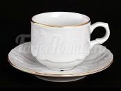 """Набор для кофе 120 мл """"NIZ"""" на 1 перс. 2 пред."""
