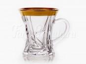 "Набор для чая ""Кристалайт - 430469""(чашка90мл.) на 6перс."