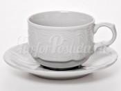 """Набор для кофе 140 мл с блюдцем """"Бернадот H&R 0000"""""""
