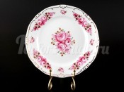 """Набор тарелок """"Роза 101"""" 17см. 6шт."""