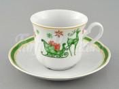 "Набор для чая 200 мл ""Мэри Энн"" на 1 перс. 2 пред."