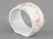 "Кольцо для салфеток ""Соната Мелкий Розовый цветок 158"""