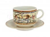 """Набор для чая 500 мл """"Старая Тоскана"""""""