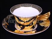 "Пара чайная ""Ванити""(чашка220мл.+блюдце)"