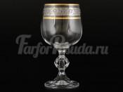 Набор бокалов для вина 190 мл Клаудия Панто V-D (6 шт)