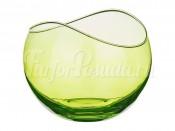 """Салатник 17,5 см """"Гондола"""" зеленый"""