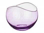 """Салатник 20 см """"Гондола"""" фиолетовый"""