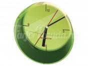 """Часы настенные 33 см """"Glamour"""" зеленые"""