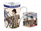 """Кружка 350 мл """"Велосипед Гран Би 1882 г"""""""