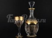 Набор для вина 7 предметов Сафари